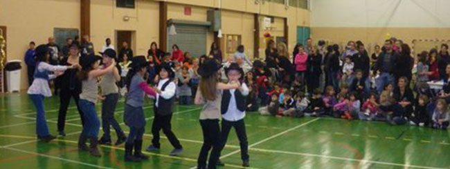 Coyote Line Dance à Grenoble le 15-12-2011