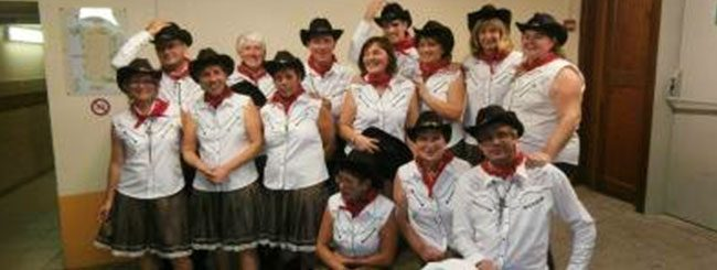 Coyote Line Dance à Grenoble le 20-10-2012