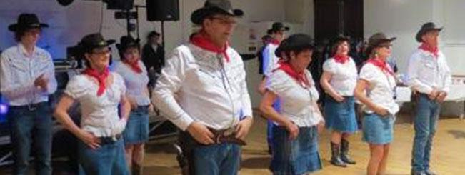 Coyote Line Dance à Voreppe le 30-03-2012