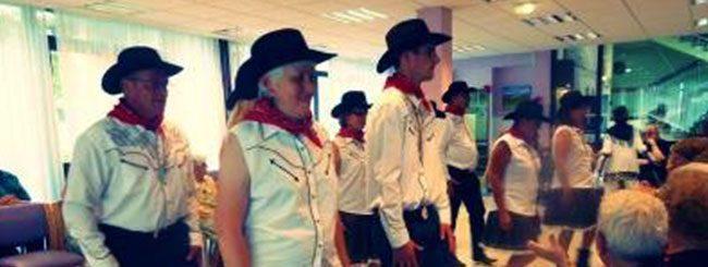 Coyote Line Dance à Grenoble le 03-07-2013