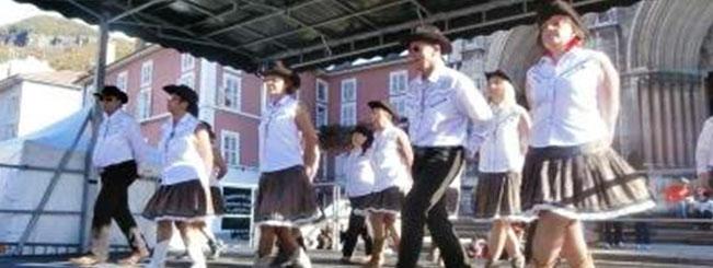 Coyote Line Dance à Voiron le 11-11-2013