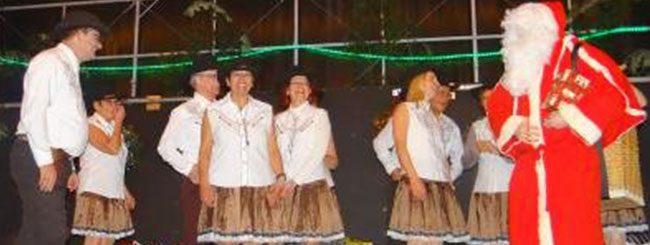 Coyote Line Dance à Voiron le 20-12-2013