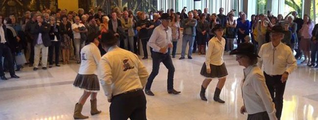 Coyote Line Dance à Grenoble le 30-09-2015