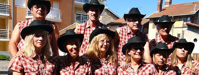 Coyote Line Dance à Voiron le 30 aout 2016