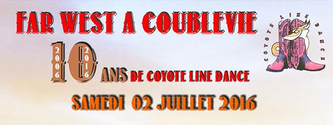 10 ans de coyote linde dance