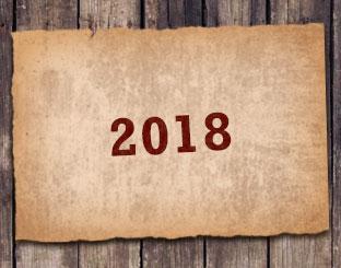 Démonstrations en 2018