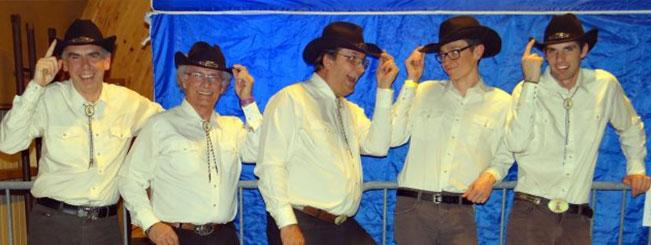 izeaux country avec coyote line dance