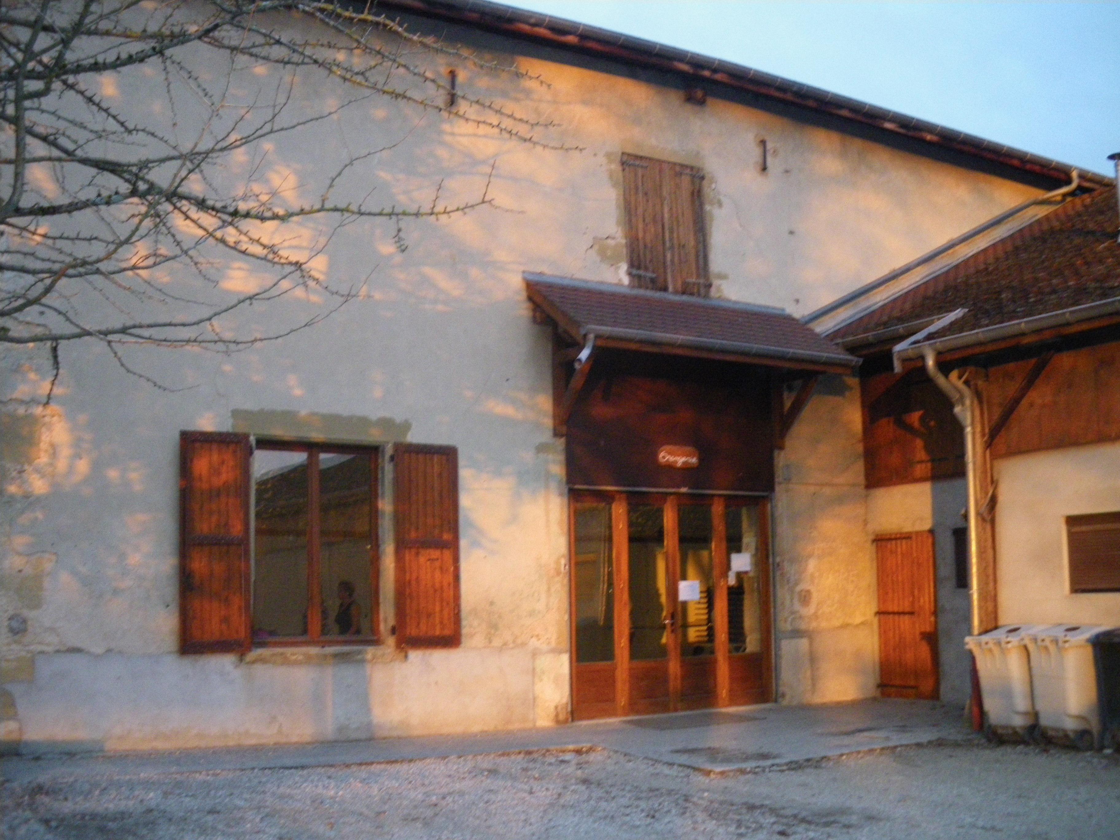 orangerie coublevie