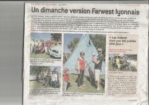 Les coyotes au Festival Farwest Lyonnais du 7, 8 et 9-09-18 - Le Progres-page-001